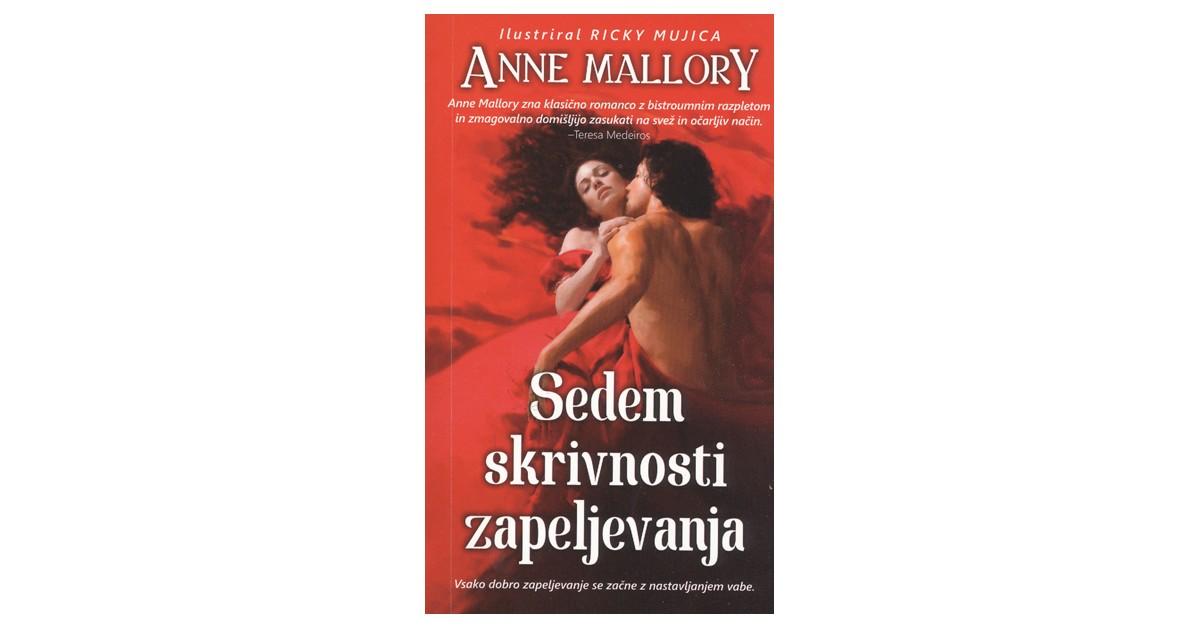 Sedem skrivnosti zapeljevanja - Anne Mallory   Menschenrechtaufnahrung.org