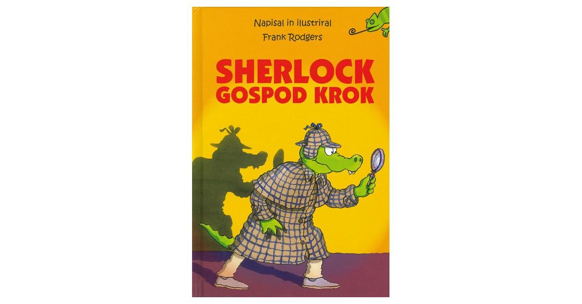 Sherlock gospod Krok - Frank Rodgers | Menschenrechtaufnahrung.org