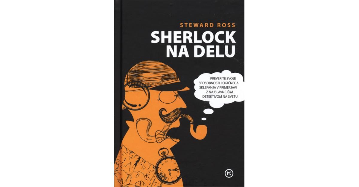 Sherlock na delu - Stewart Ross   Menschenrechtaufnahrung.org