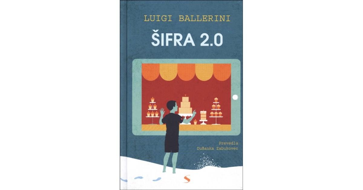 Šifra 2.0 - Luigi Ballerini | Fundacionsinadep.org