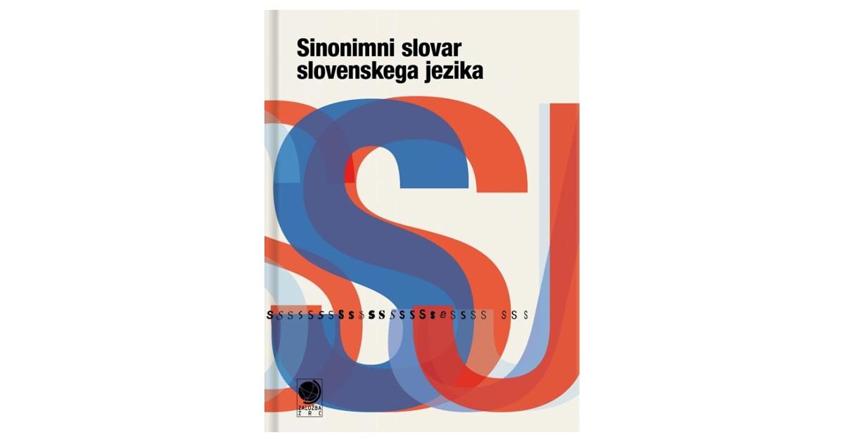Sinonimni slovar slovenskega jezika