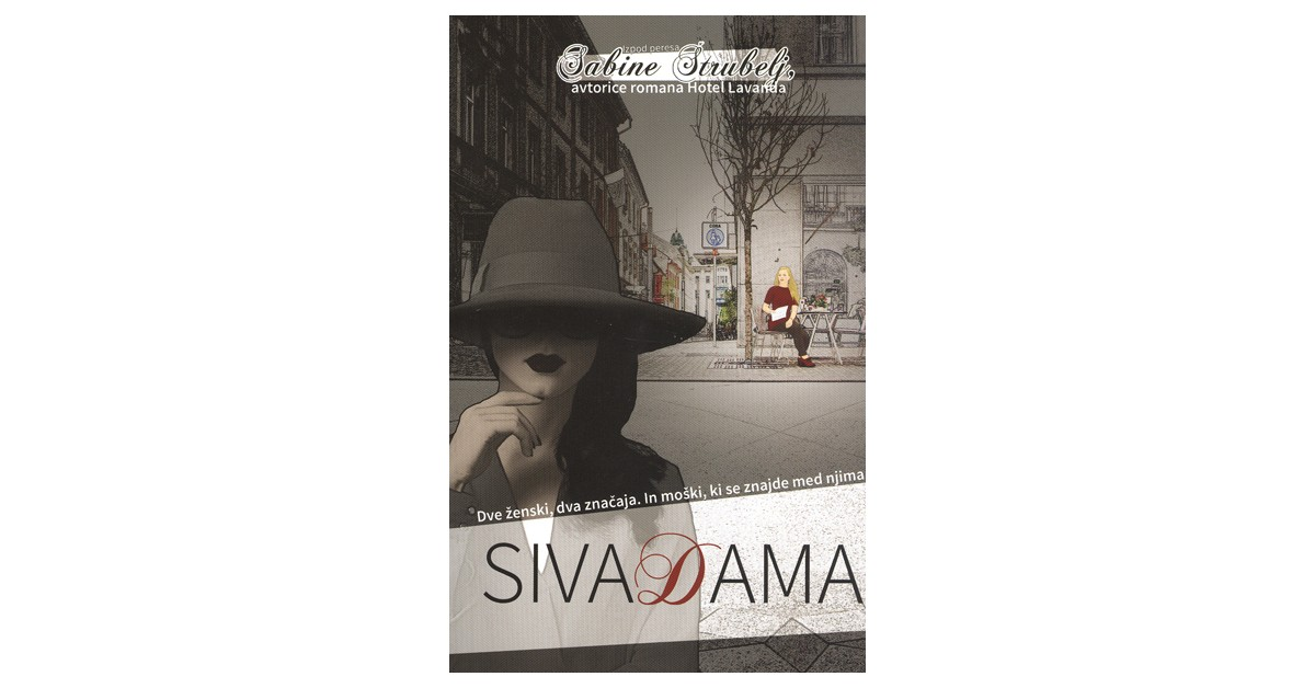Siva dama - Sabina Štrubelj | Menschenrechtaufnahrung.org