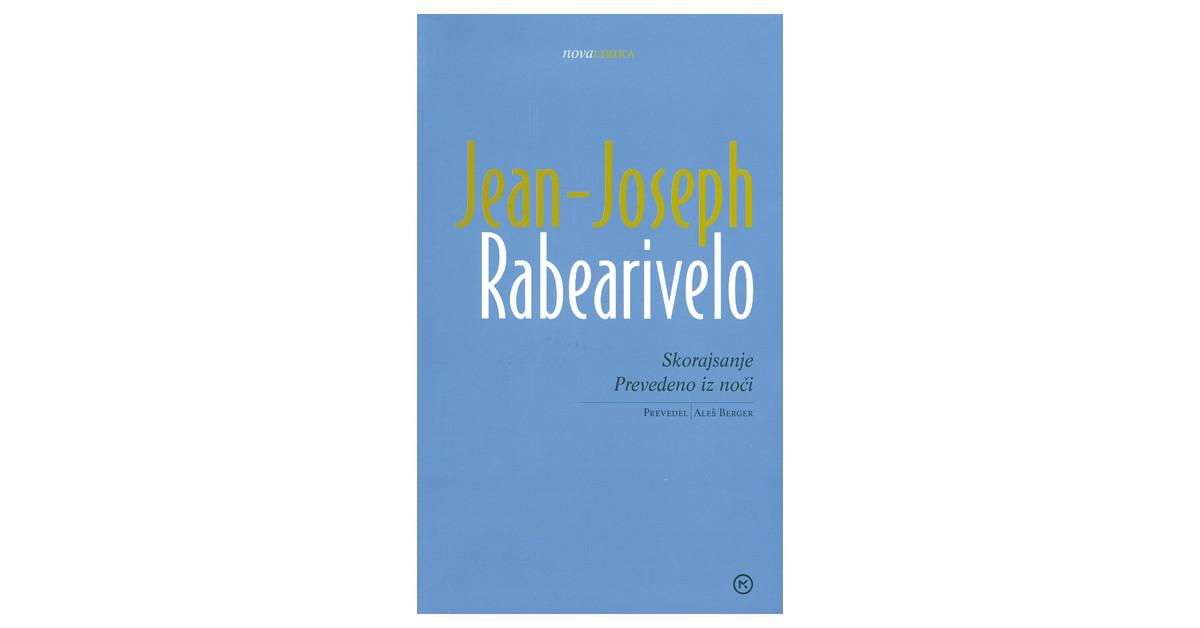 Skorajsanje; Prevedeno iz noči - Jean-Joseph Rabearivelo | Menschenrechtaufnahrung.org