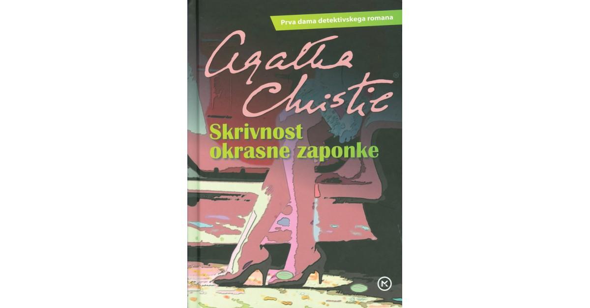 Skrivnost okrasne zaponke - Agatha Christie | Menschenrechtaufnahrung.org