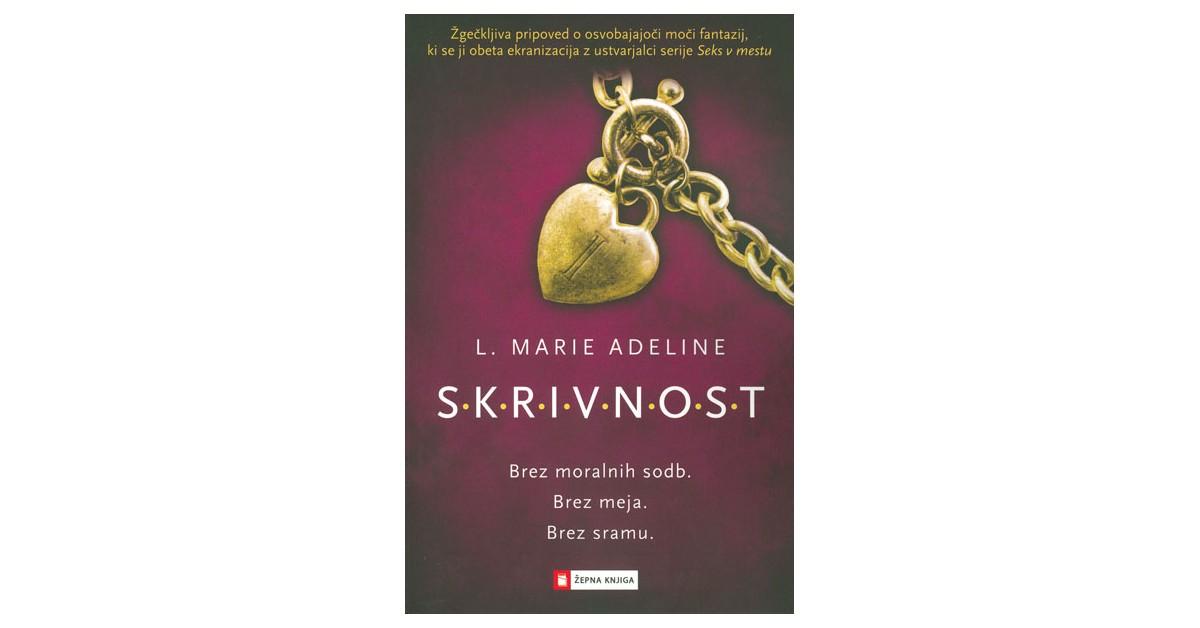 S.K.R.I.V.N.O.S.T - L. Marie Adeline | Menschenrechtaufnahrung.org