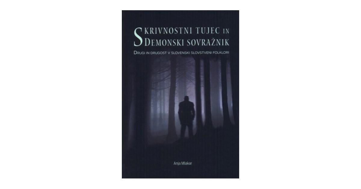 Skrivnostni tujec in demonski sovražnik - Anja Mlakar   Menschenrechtaufnahrung.org