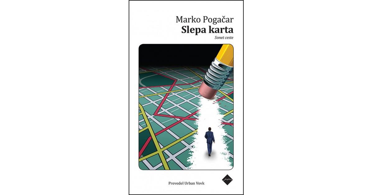 Slepa karta - Marko Pogačar   Fundacionsinadep.org