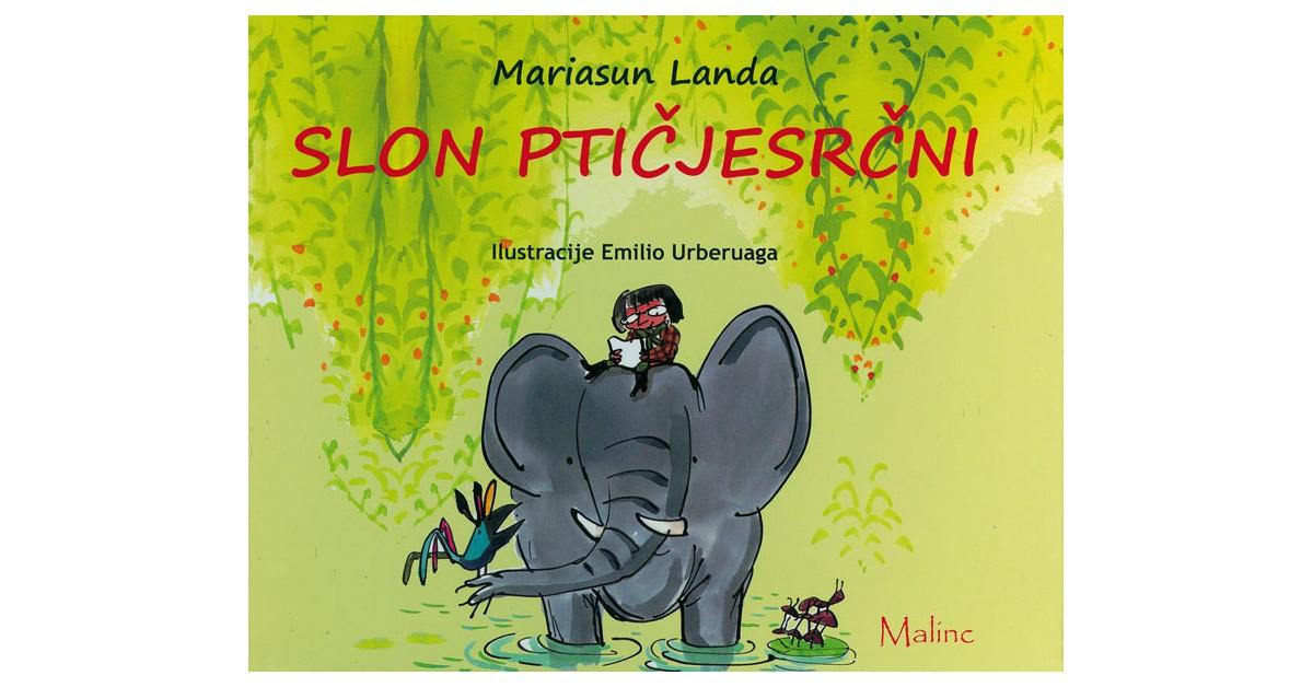 Slon ptičjesrčni - Mariasun Landa | Menschenrechtaufnahrung.org