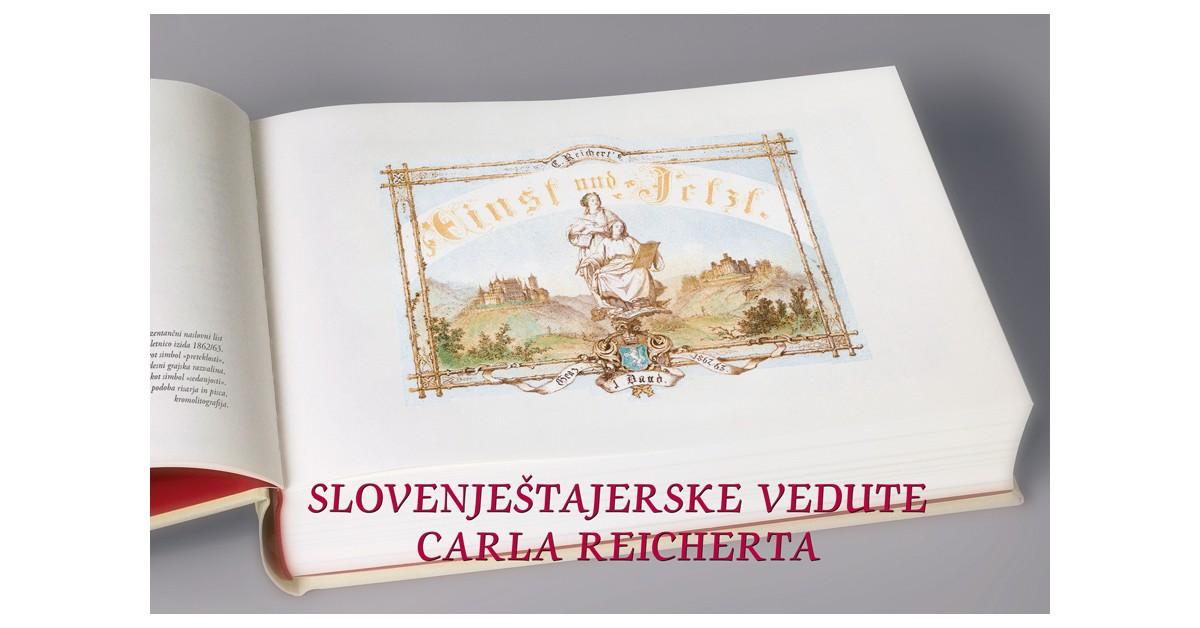 Slovenještajerske vedute Carla Reicherta - Karl Reichert | Fundacionsinadep.org