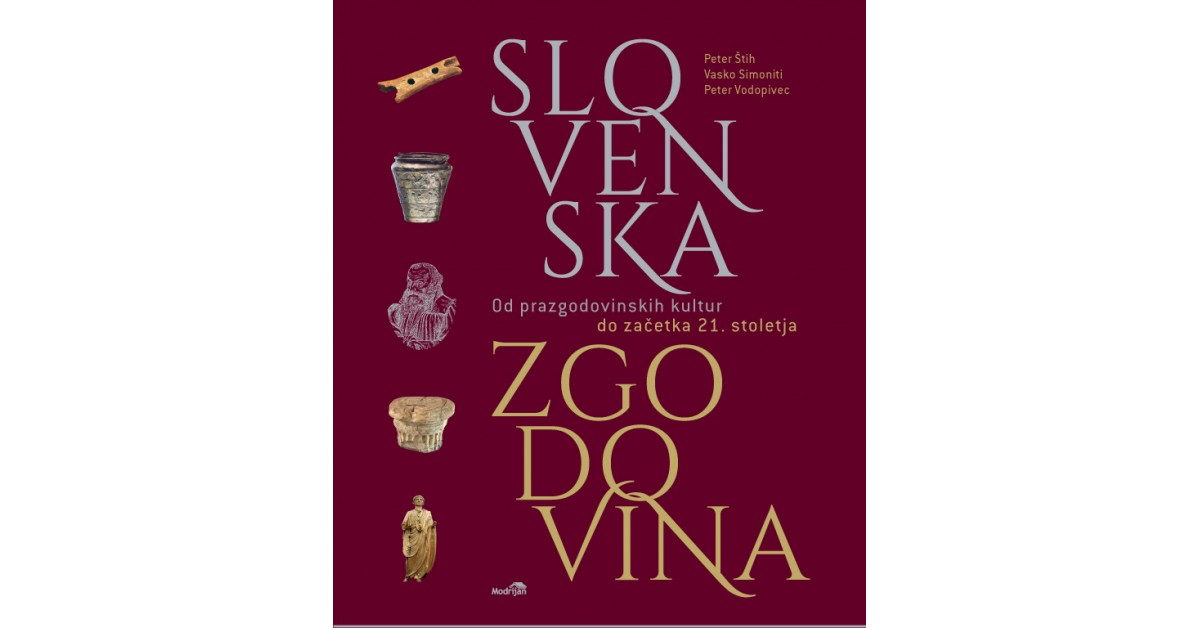 Slovenska zgodovina - Vasko Simoniti, Peter Štih, Peter Vodopivec | Fundacionsinadep.org