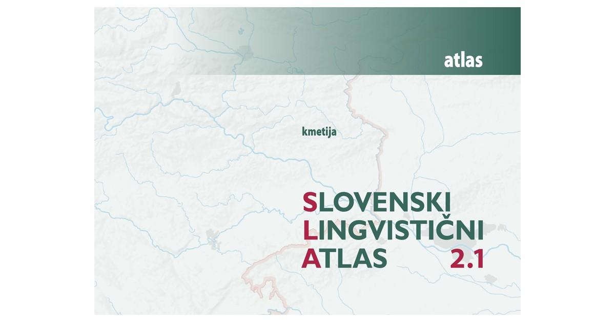 Slovenski lingvistični atlas 2