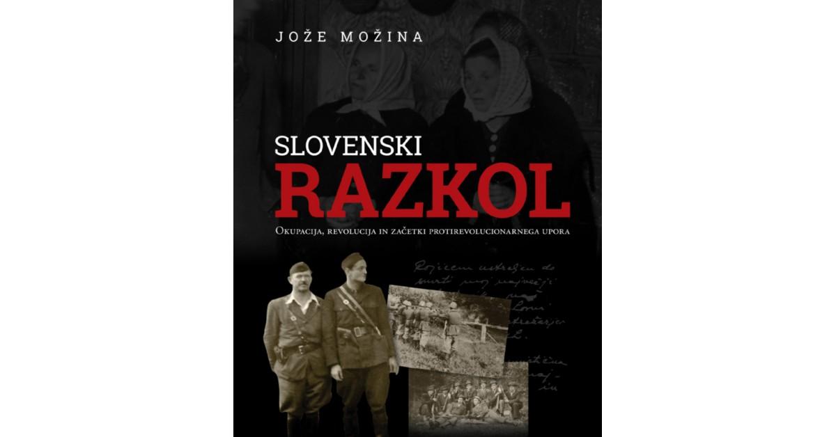Slovenski razkol - Jože Možina | Menschenrechtaufnahrung.org