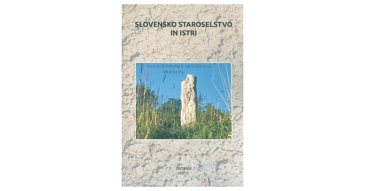 Slovensko staroselstvo in Istri