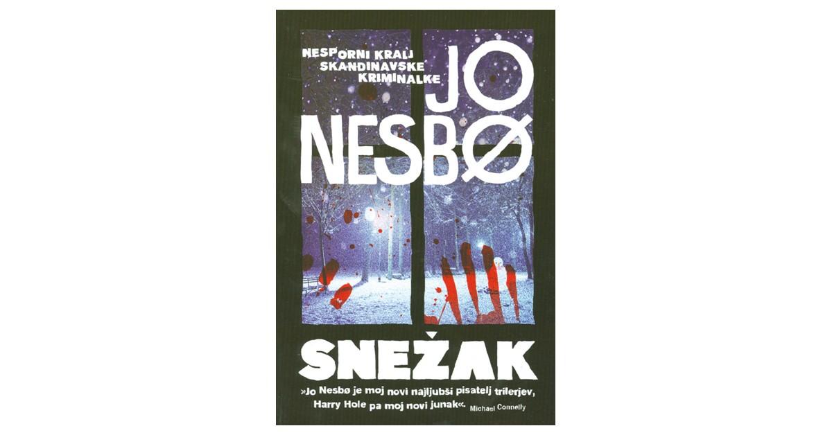 Snežak - Jo Nesbø | Menschenrechtaufnahrung.org