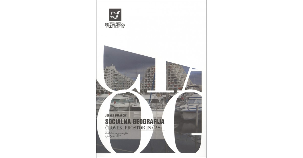 Socialna geografija - Jernej Zupančič | Fundacionsinadep.org
