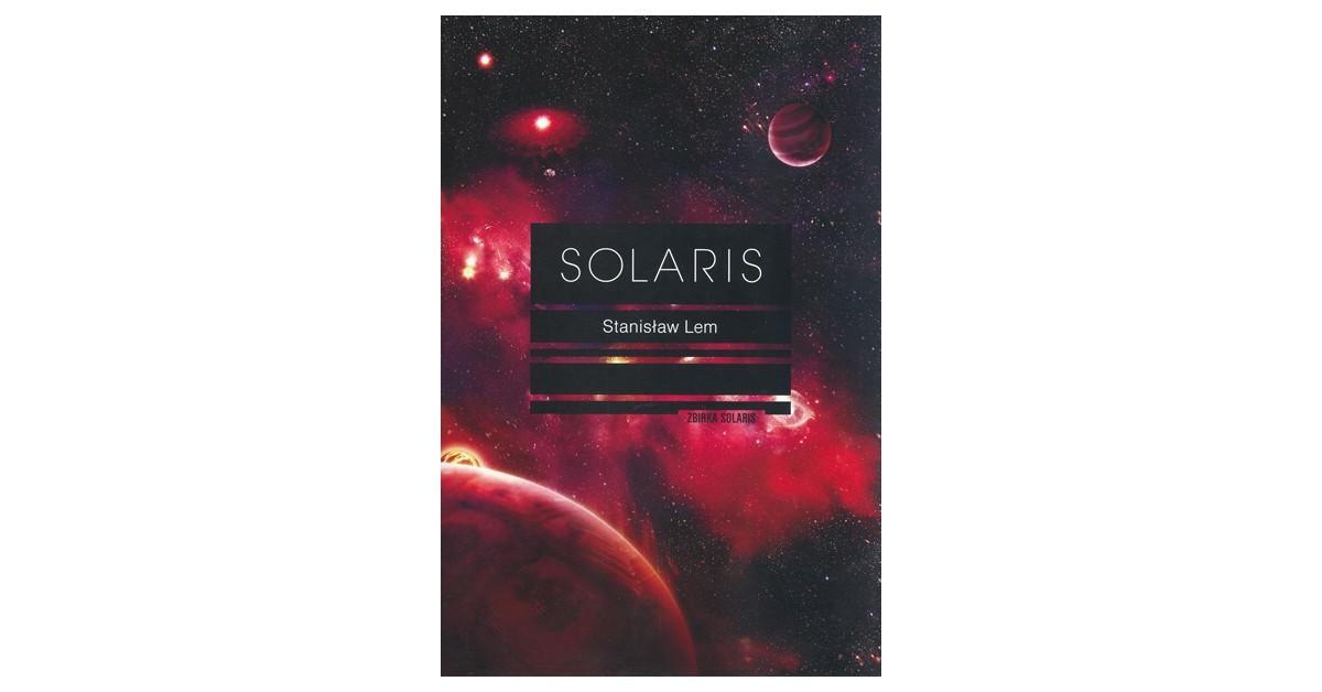 Solaris - Stanisłav Lem | Fundacionsinadep.org