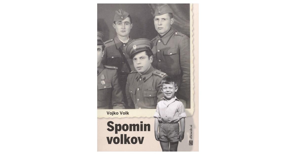 Spomin volkov - Vojko Volk | Menschenrechtaufnahrung.org
