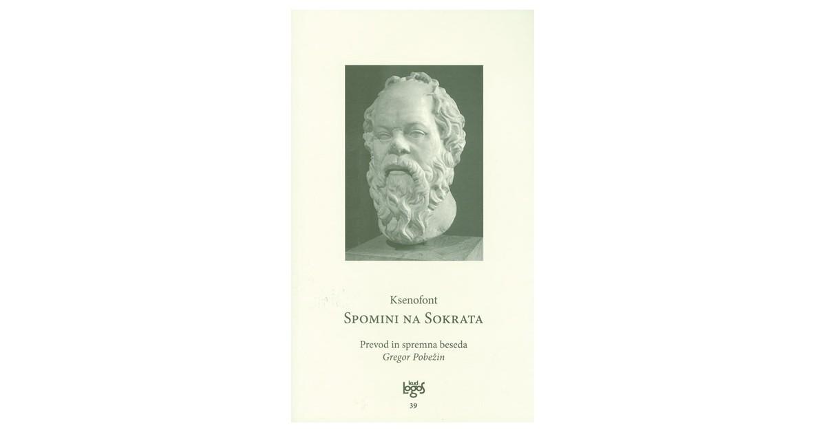 Spomini na Sokrata - Ksenofont   Menschenrechtaufnahrung.org
