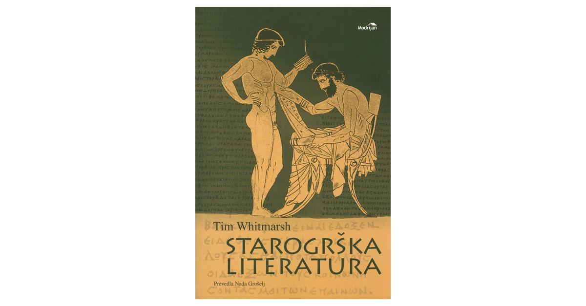 Starogrška literatura - Tim Whitmarsh   Menschenrechtaufnahrung.org