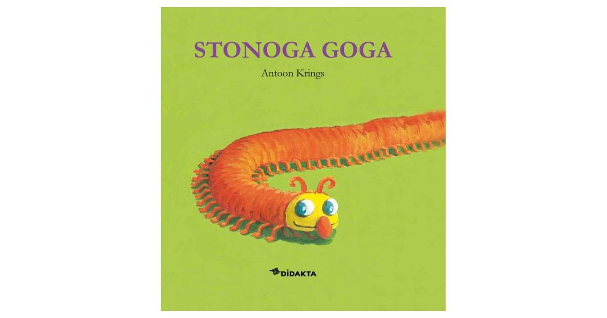 Stonoga Goga - Antoon Krings | Fundacionsinadep.org