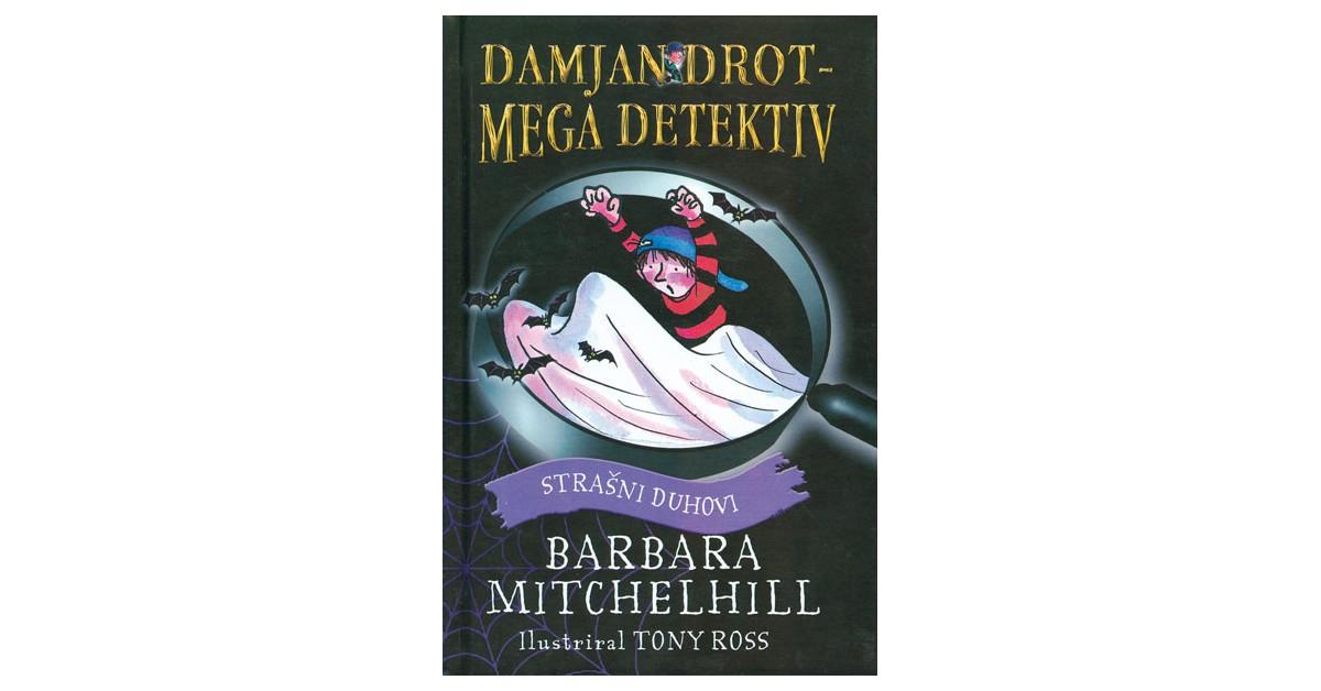 Strašni duhovi - Barbara Mitchel Hill | Fundacionsinadep.org