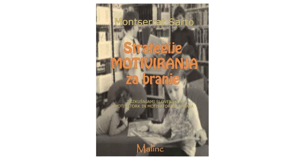 Strategije motiviranja za branje - Montserrat Sarto   Fundacionsinadep.org