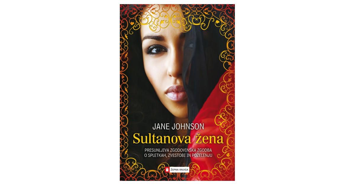 Sultanova žena - Jane Johnson | Menschenrechtaufnahrung.org