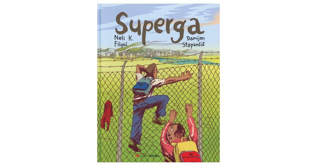Superga - Neli K. Filipić | Menschenrechtaufnahrung.org