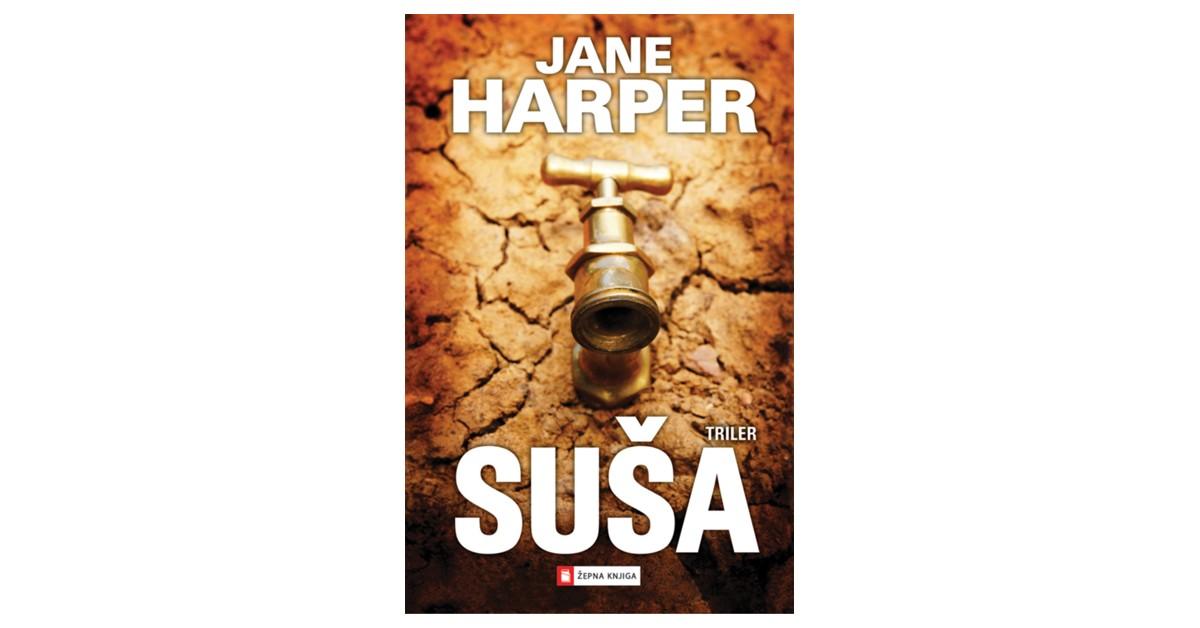 Suša - Jane Harper   Menschenrechtaufnahrung.org