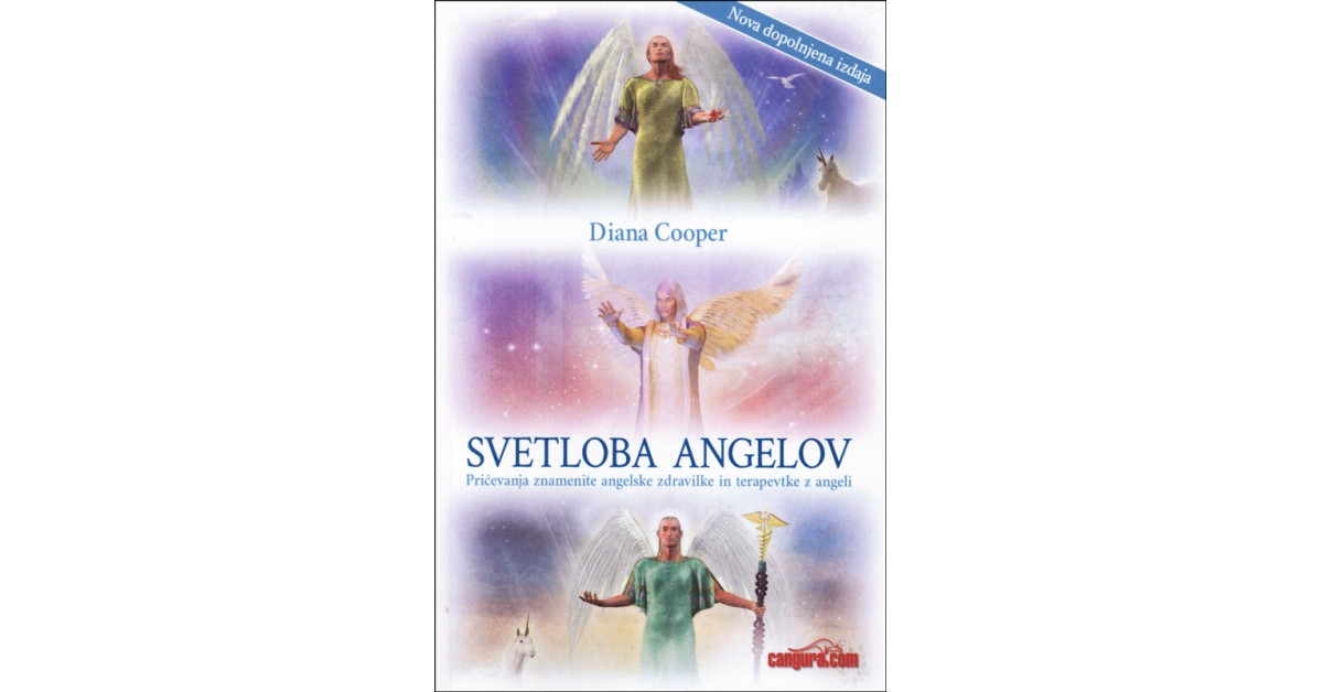 Svetloba angelov - Diana Cooper | Fundacionsinadep.org
