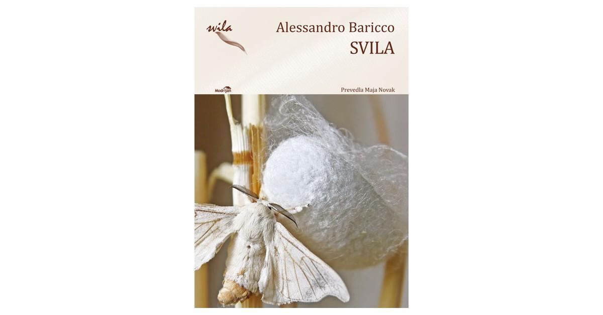 Svila - Alessandro Baricco   Fundacionsinadep.org