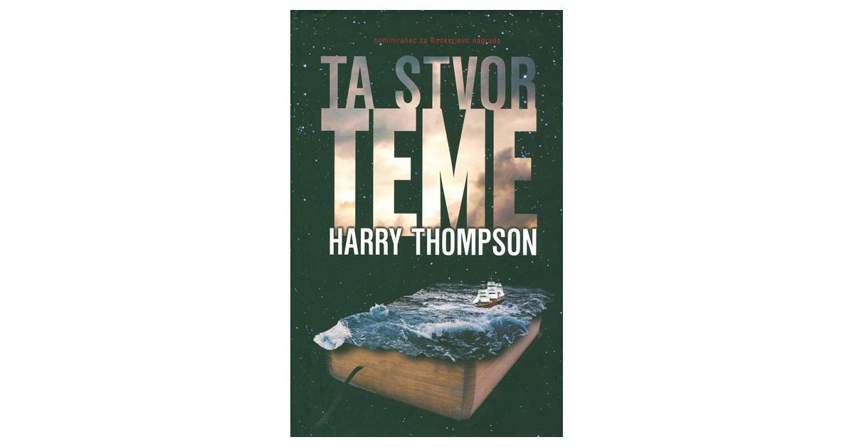 Ta stvor teme - Harry Thompson   Fundacionsinadep.org