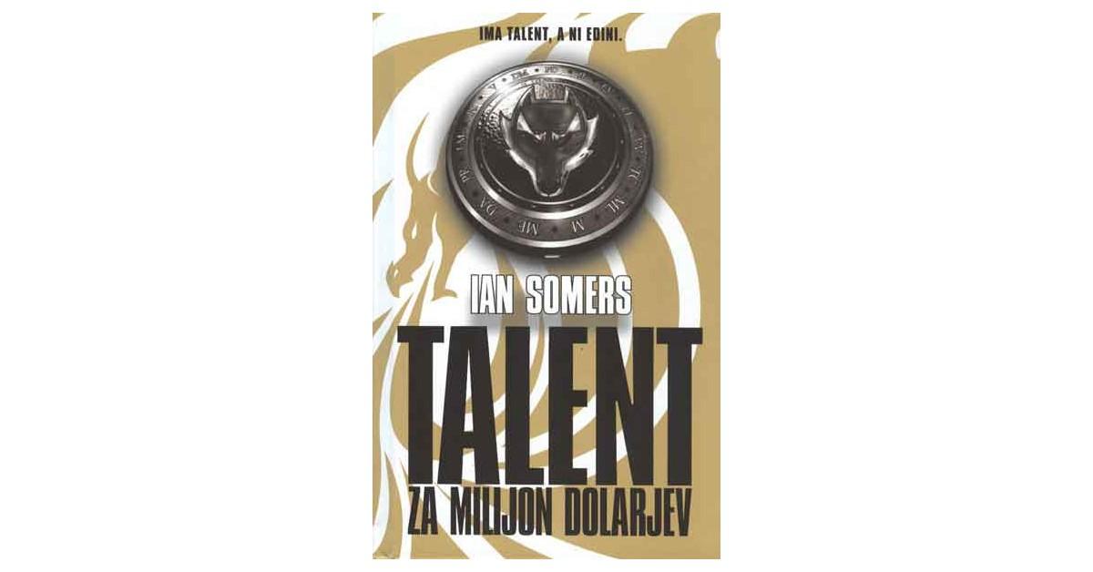Talent za milijon dolarjev - Ian Somers | Fundacionsinadep.org