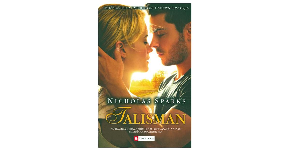 Talisman - Nicholas Sparks | Fundacionsinadep.org