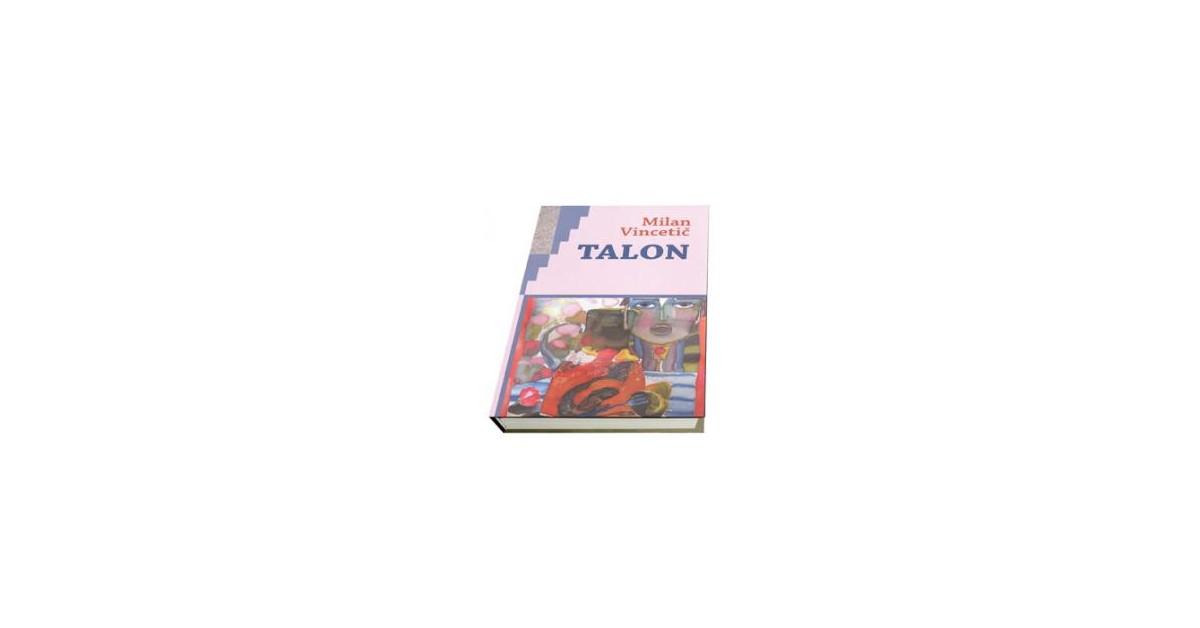 Talon - Milan Vincetič   Fundacionsinadep.org