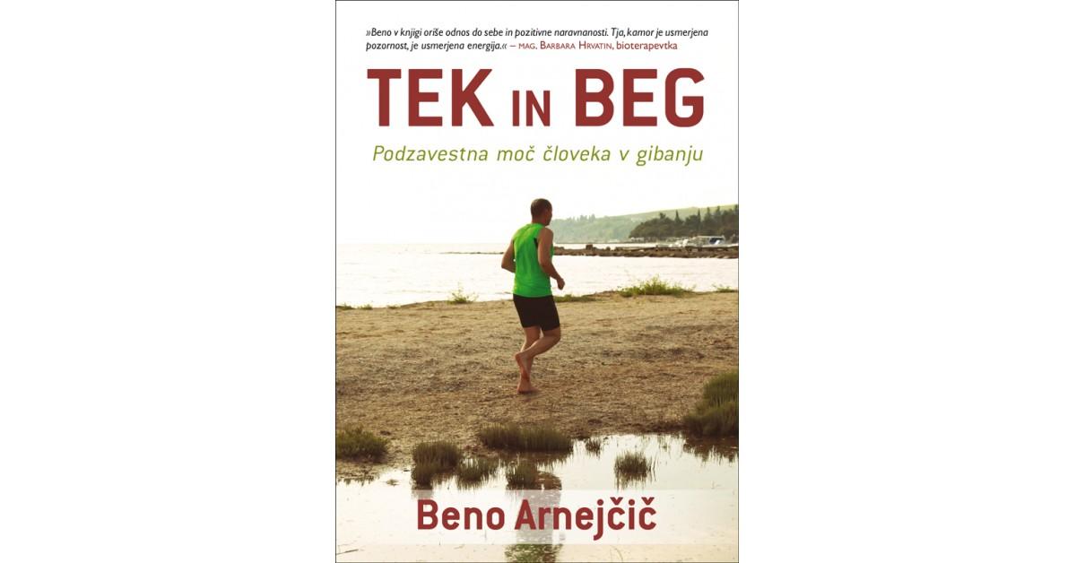 Tek in beg - Beno Arnejčič | Fundacionsinadep.org