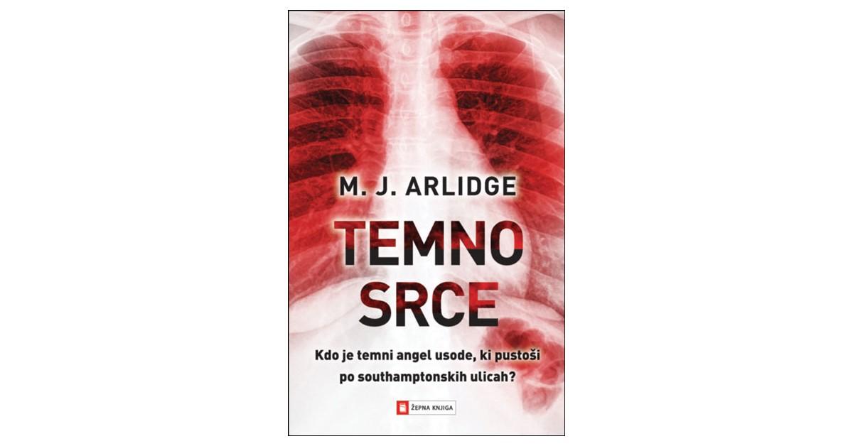Temno srce - M. J. Arlidge | Menschenrechtaufnahrung.org