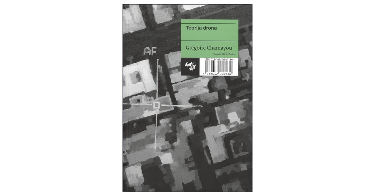 Teorija drona - Grégoire Chamayou   Menschenrechtaufnahrung.org