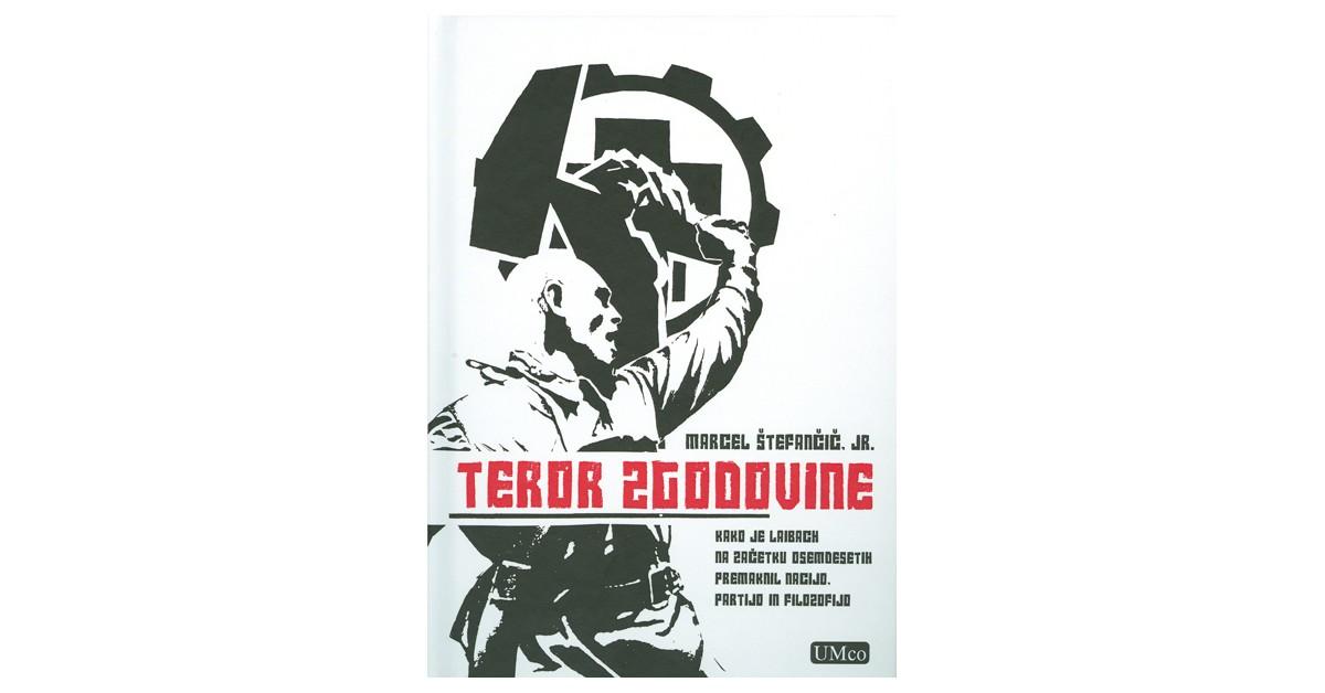 Teror zgodovine - Marcel Štefančič, jr. | Menschenrechtaufnahrung.org
