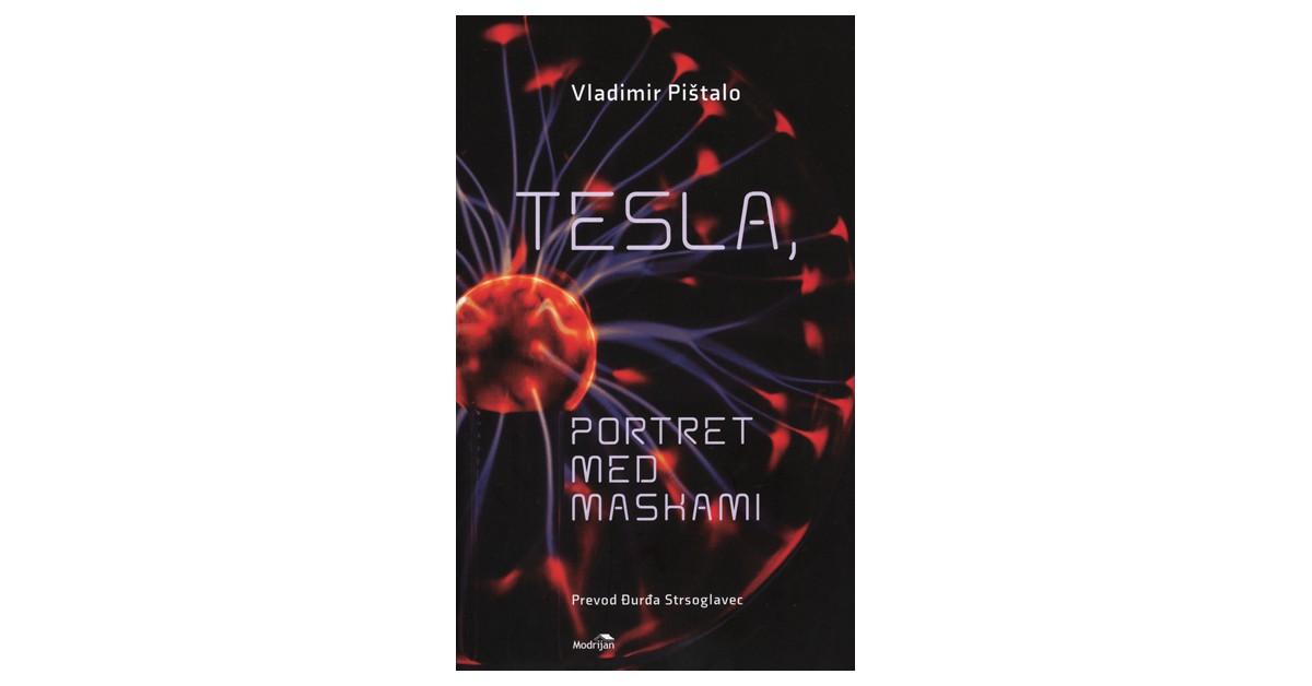 Tesla, portret med maskami - Vladimir Pištalo | Fundacionsinadep.org