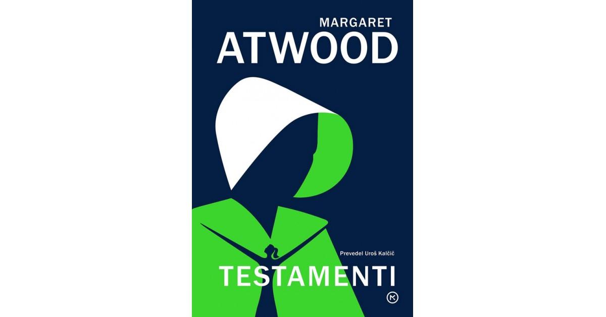 Testamenti - Margaret Atwood | Fundacionsinadep.org
