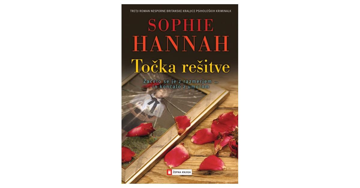 Točka rešitve - Sophie Hannah | Menschenrechtaufnahrung.org