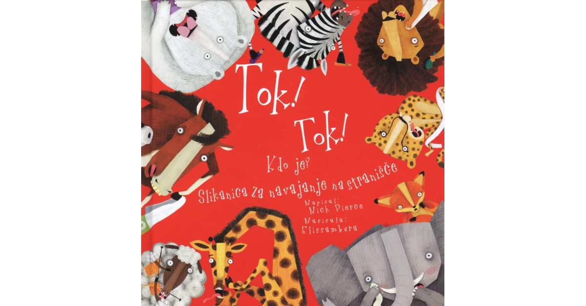 Tok! Tok! - Nick Pierce | Menschenrechtaufnahrung.org