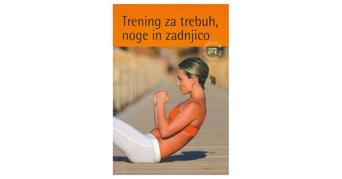 Trening za trebuh, noge in zadnjico - Ana Malovrh   Menschenrechtaufnahrung.org
