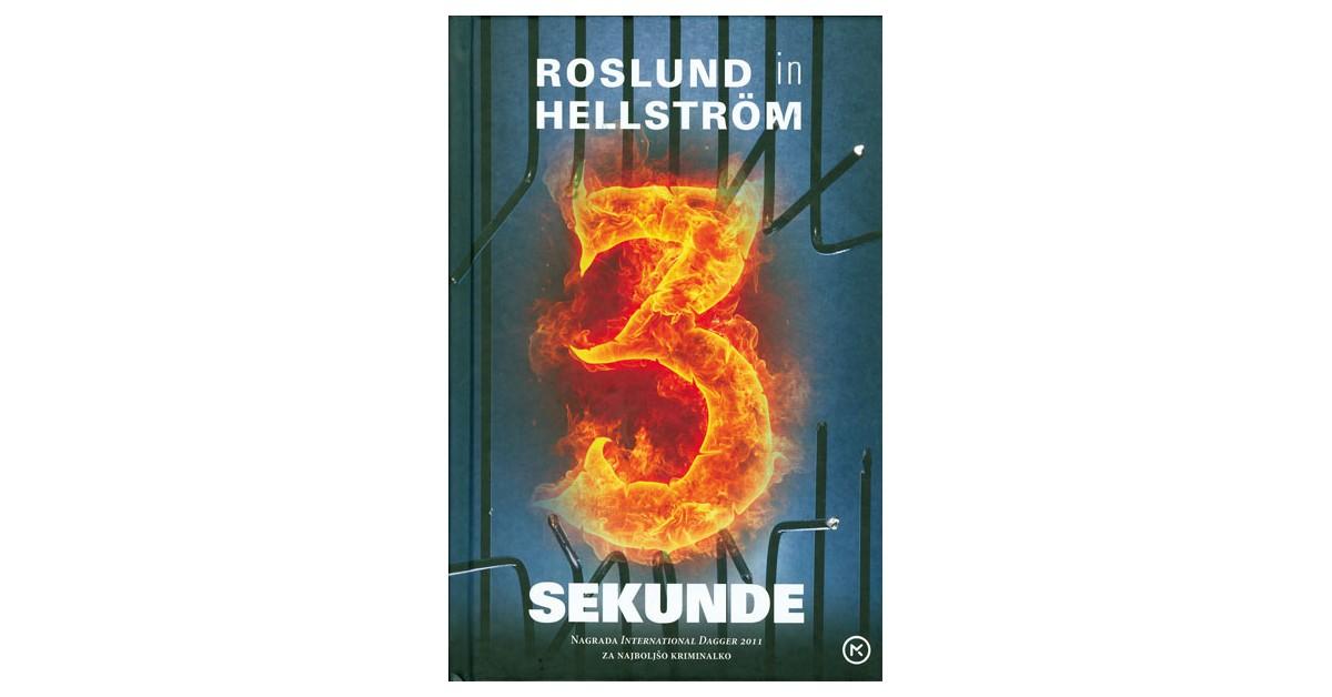 Tri sekunde - Börge Hellström, Anders Roslund   Menschenrechtaufnahrung.org