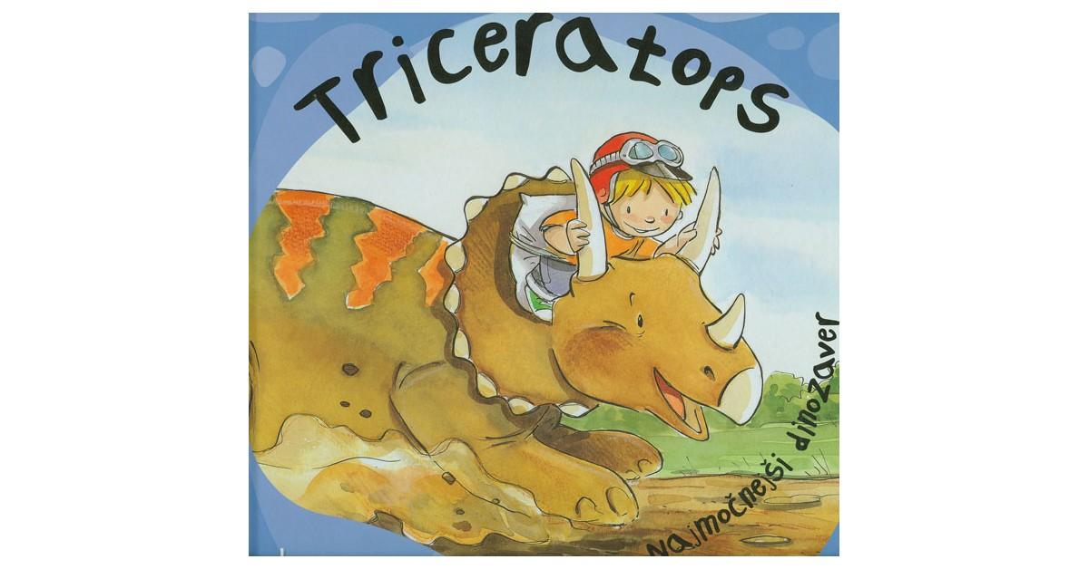 Triceratops - Anna Obiols | Menschenrechtaufnahrung.org
