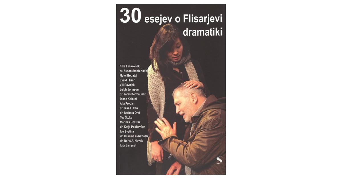Trideset esejev o Flisarjevi dramatiki