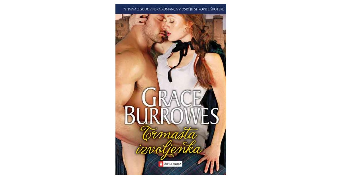Trmasta izvoljenka - Grace Burrowes | Menschenrechtaufnahrung.org