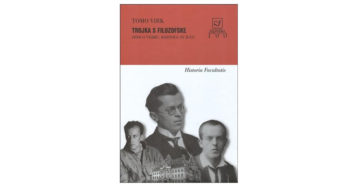 Trojka s Filozofske - Tomo Virk | Fundacionsinadep.org