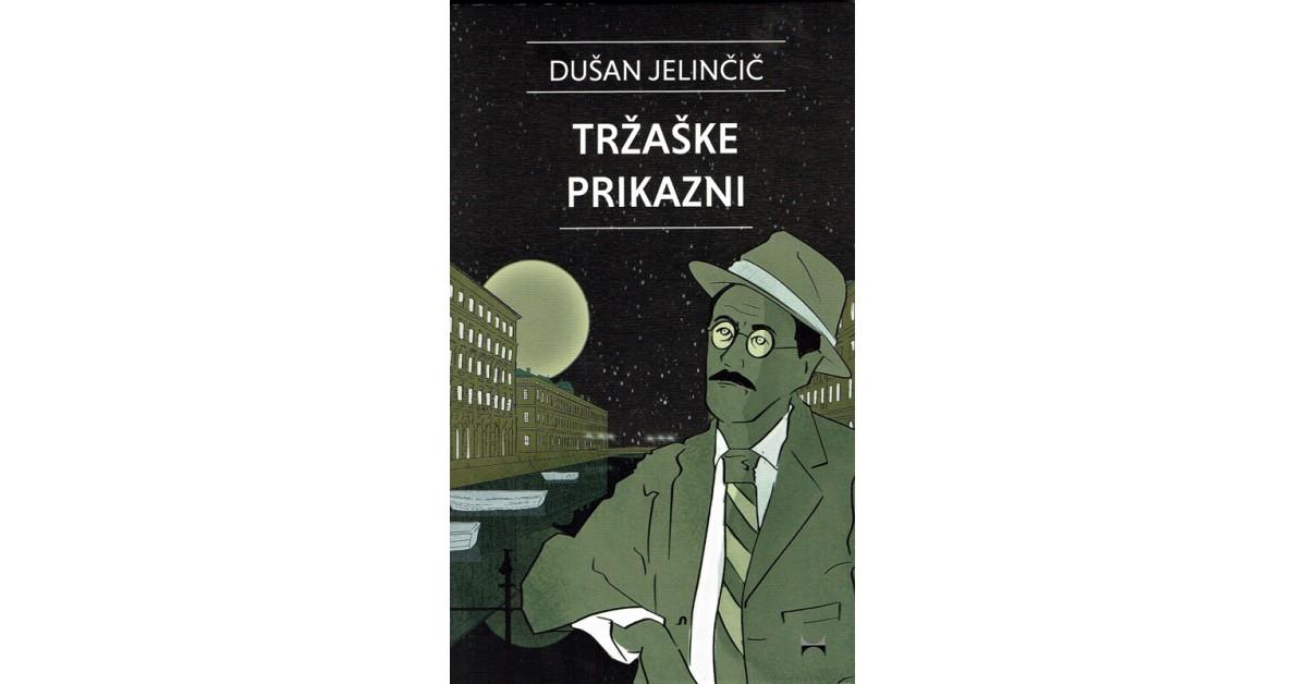 Tržaške prikazni - Dušan Jelinčič   Menschenrechtaufnahrung.org
